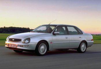 Форд Скорпио расход топлива отзывы