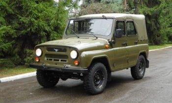 УАЗ 469 расход топлива отзывы