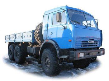 КамАЗ 43118 расход топлива отзывы