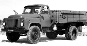 ГАЗ 53 расход топлива отзывы