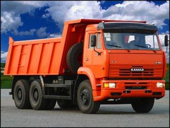 КамАЗ 6520 самосвал расход топлива отзывы
