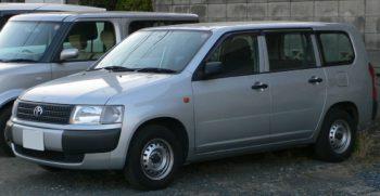 Тойота Пробокс расход топлива отзывы