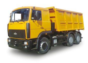МАЗ 5516 расход топлива отзывы