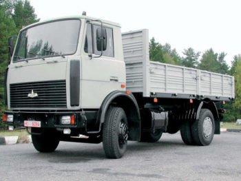 МАЗ-5336 расход топлива отзывы