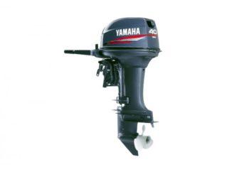 Лодочный мотор Ямаха 40 л.с. расход топлива отзывы
