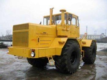 Трактор К 701 расход топлива