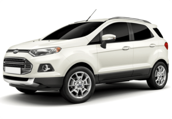 Форд ЭкоСпорт расход топлива